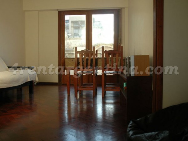 Bolivar and Mexico I: Furnished apartment in San Telmo