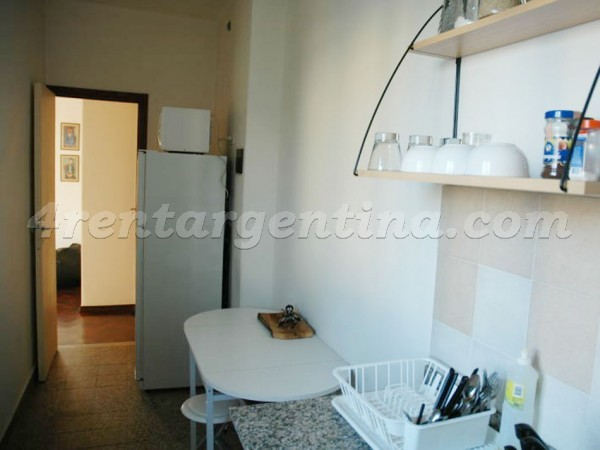 Bolivar and Mexico I: Apartment for rent in Buenos Aires