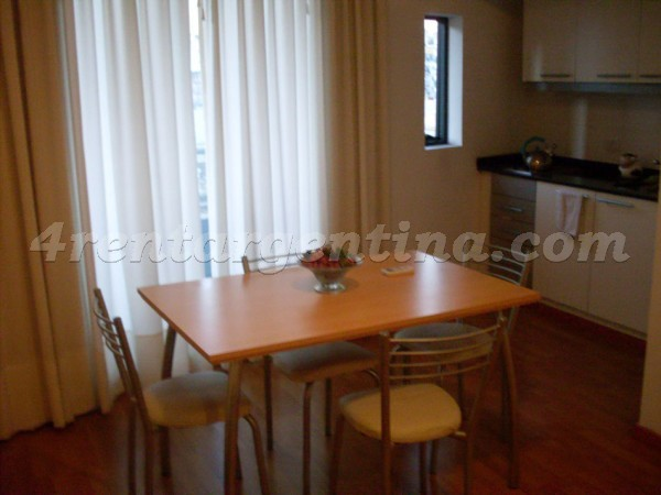 Flat Rental in Abasto