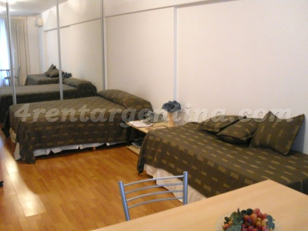 Apartment Corrientes and Jean Jaures IV - 4rentargentina
