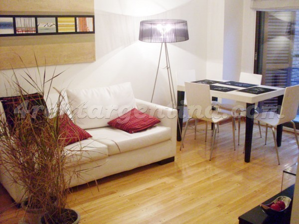 Apartment Maure and Arce I - 4rentargentina