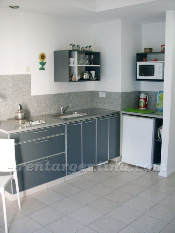 Lavalle and Anchorena: Apartment for rent in Abasto