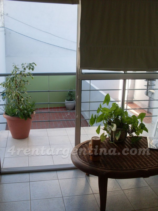 Lavalle et Anchorena: Apartment for rent in Abasto