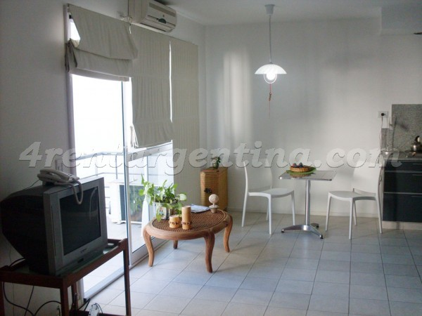 Lavalle and Anchorena, apartment fully equipped