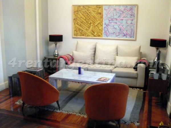 Apartment Rivadavia and Combate de los Pozos - 4rentargentina