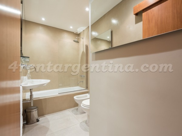 Accommodation in Recoleta, Buenos Aires