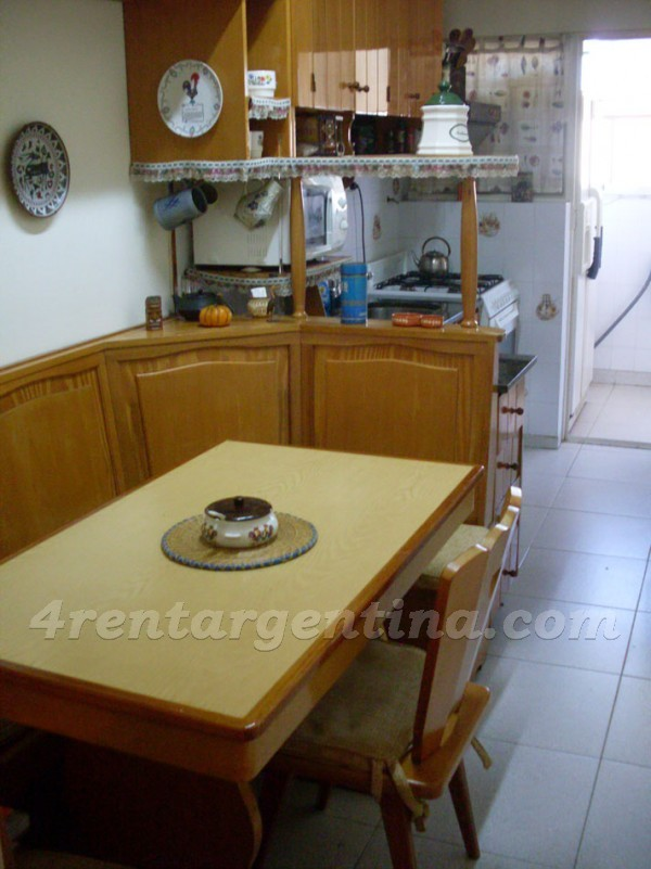 Jaramillo and Amenabar: Apartment for rent in Belgrano