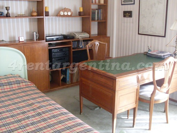 Jaramillo and Amenabar: Apartment for rent in Buenos Aires