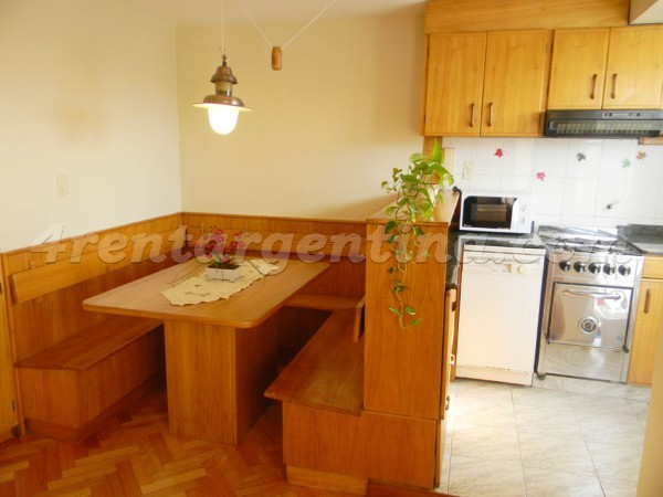 La Pampa and Freire: Apartment for rent in Belgrano