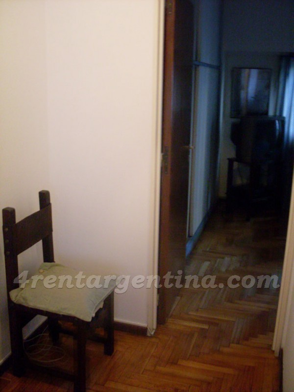 Apartment Vicente Lopez and Pueyrredon IX - 4rentargentina