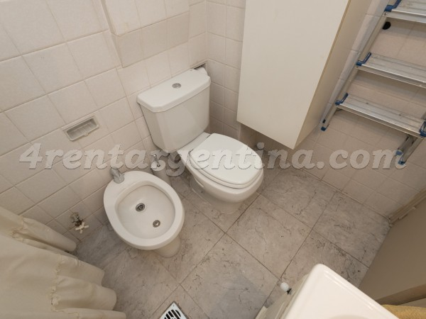 Viamonte and Reconquista II, apartment fully equipped