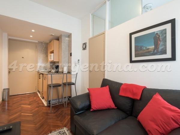 Apartment Viamonte and Reconquista II - 4rentargentina