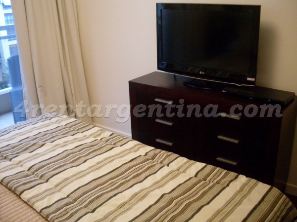 Rodriguez Pe�a and Guido, apartment fully equipped