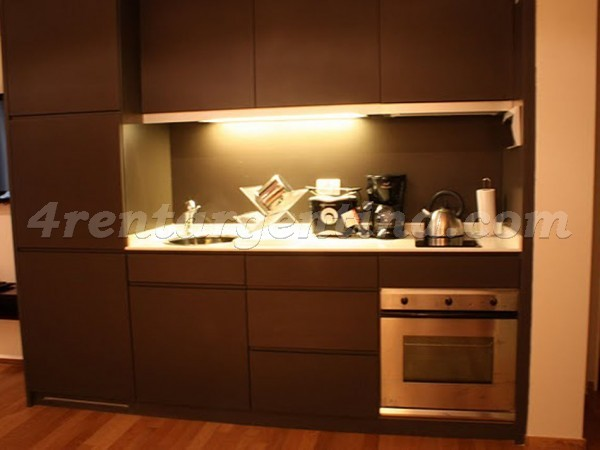 Juncal and Esmeralda I, apartment fully equipped