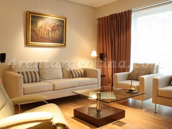 Juncal and Esmeralda I: Apartment for rent in Downtown