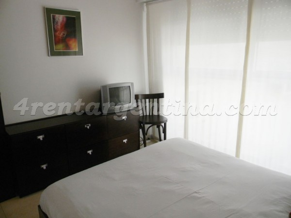 Santa Fe et Ecuador: Furnished apartment in Palermo