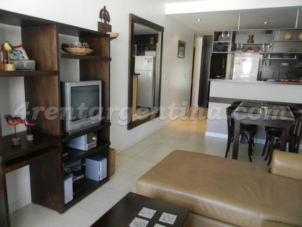 Santa Fe and Ecuador: Apartment for rent in Palermo