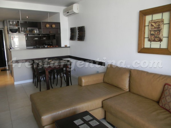 Santa Fe et Ecuador, apartment fully equipped