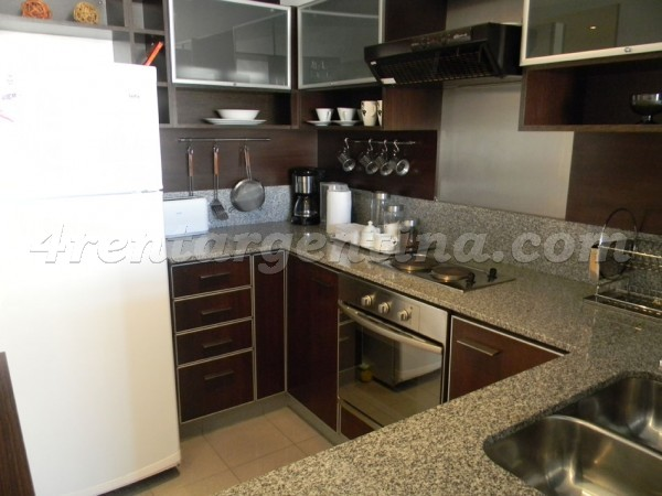 Santa Fe and Ecuador: Furnished apartment in Palermo