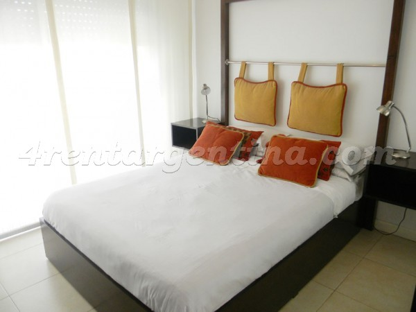 Santa Fe et Ecuador: Apartment for rent in Palermo