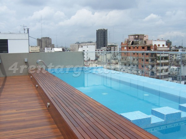 Santa Fe et Ecuador: Apartment for rent in Buenos Aires