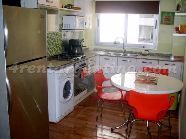 Humboldt and Nicaragua I: Apartment for rent in Palermo