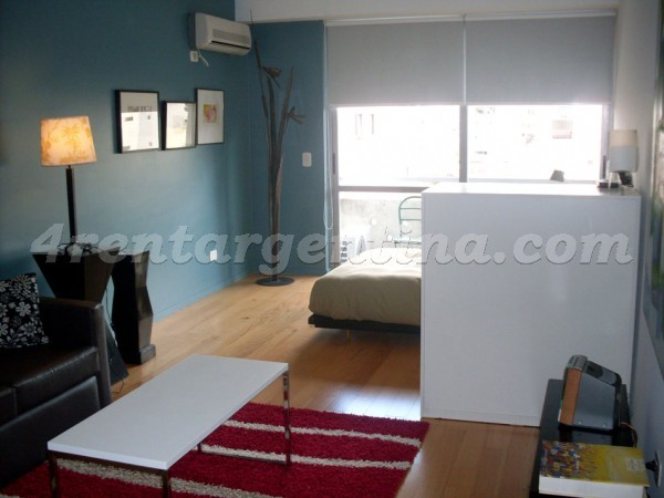 Apartment Guatemala and Humboldt I - 4rentargentina