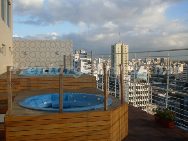 Lima and San Juan I: Apartment for rent in San Telmo