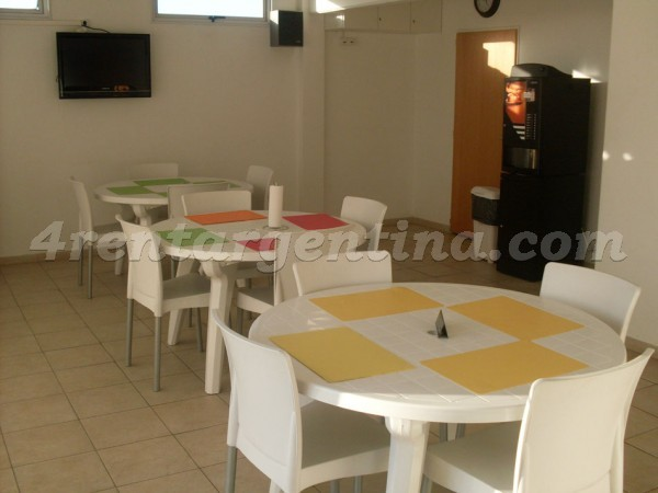 Lima and San Juan I: Furnished apartment in San Telmo