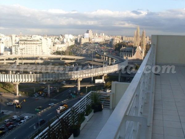 Lima and San Juan I: Apartment for rent in Buenos Aires
