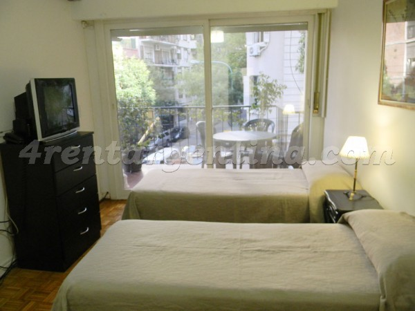 Pe�a and Azcuenaga II: Apartment for rent in Buenos Aires