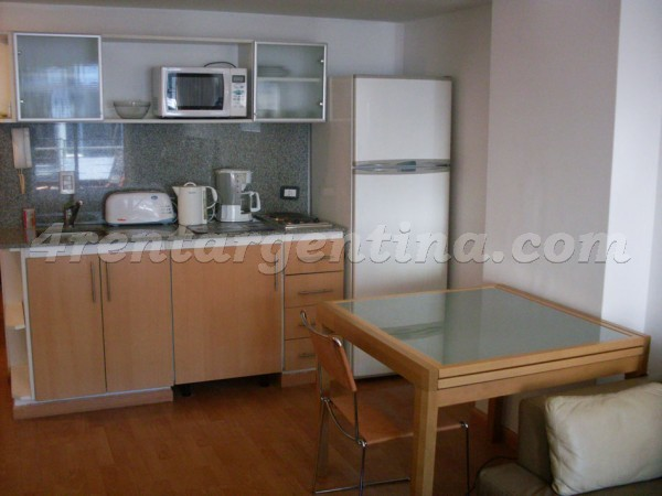 Austria and Melo VIII: Apartment for rent in Recoleta