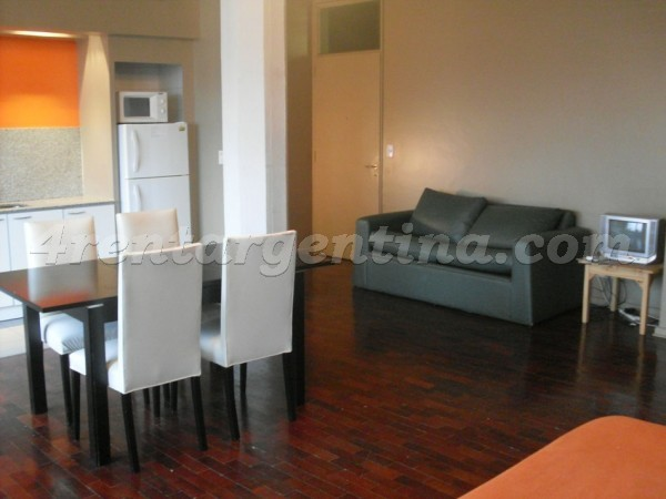 Colegiales rent an apartment