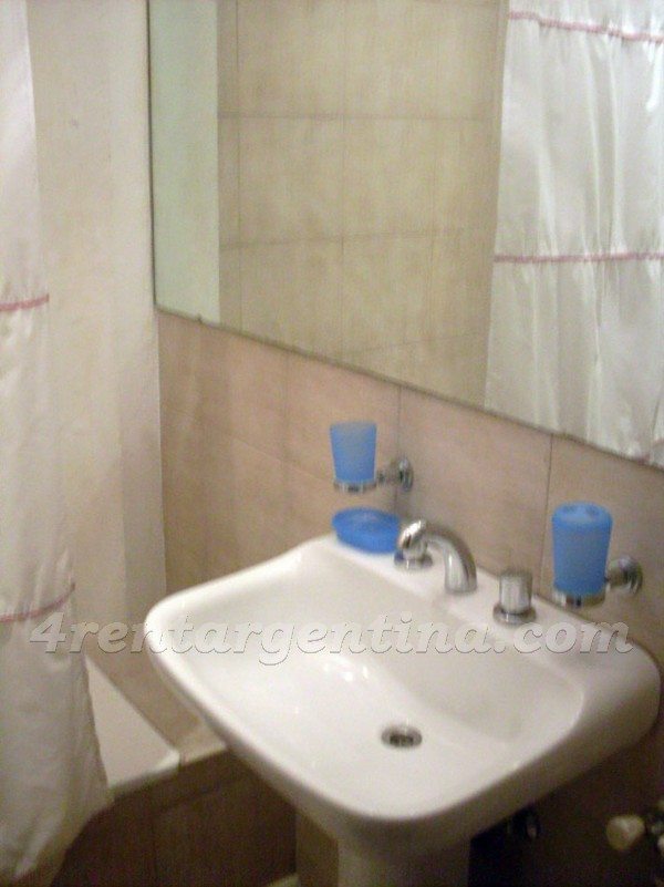 Santos Dumont and Cordoba, apartment fully equipped