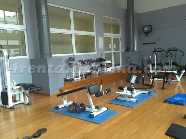 Santos Dumont et Cordoba, apartment fully equipped