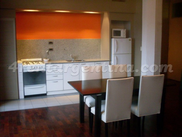 Santos Dumont et Cordoba: Apartment for rent in Buenos Aires