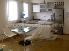 Apartment Cabrera and Dorrego - 4rentargentina