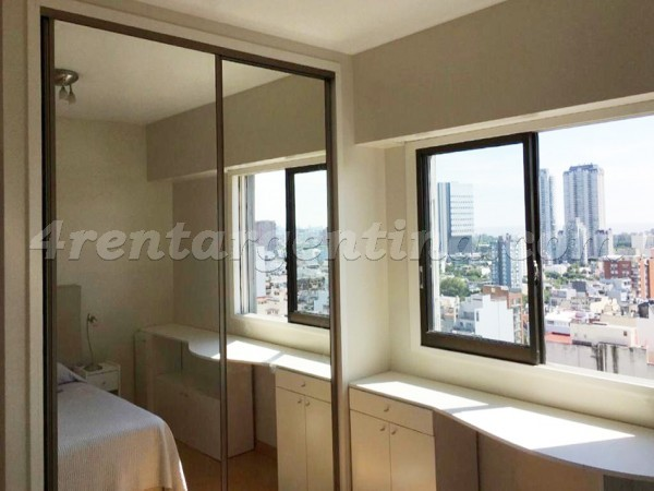 Congreso et Cabildo III, apartment fully equipped
