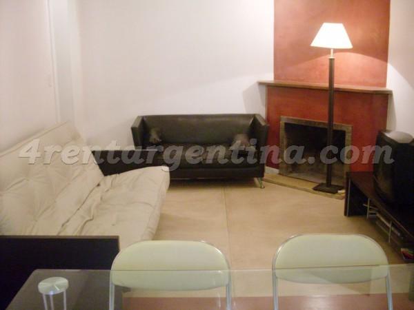 Apartamento Libertador e Montevideo VI - 4rentargentina