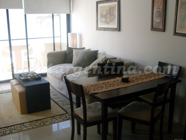 Azcuenaga and Pe�a I, apartment fully equipped