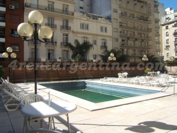 Apartment Callao and Juncal IV - 4rentargentina