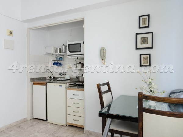 Azcuenaga et Guido: Apartment for rent in Recoleta