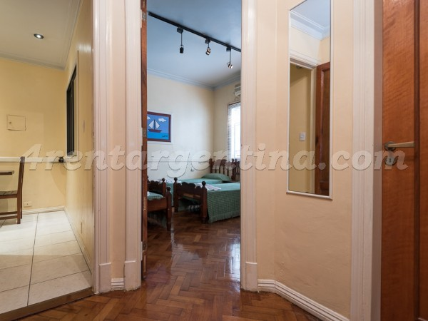 Lavalle and Reconquista, apartment fully equipped