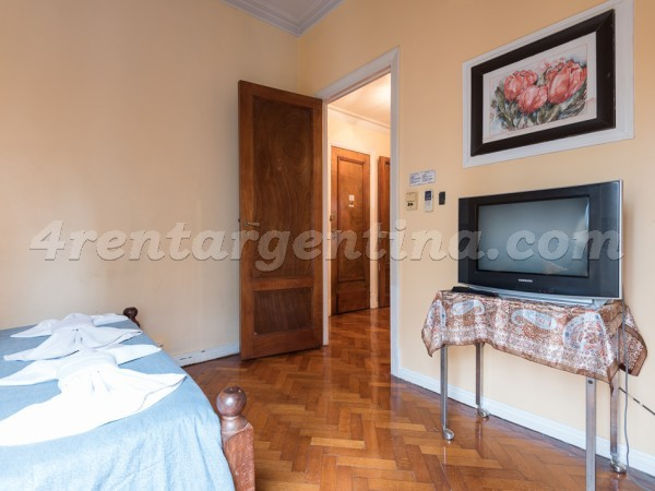 Lavalle and Reconquista: Apartment for rent in Buenos Aires