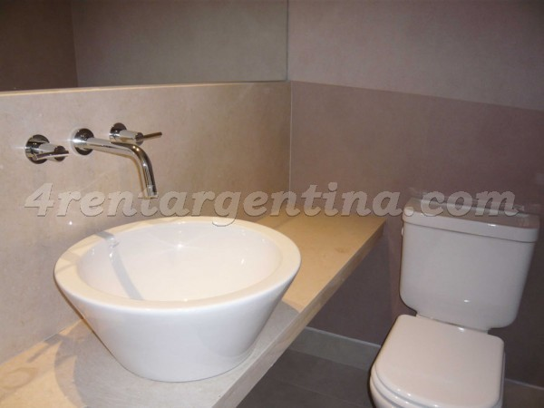 Apartment Gorriti and Billinghurst - 4rentargentina