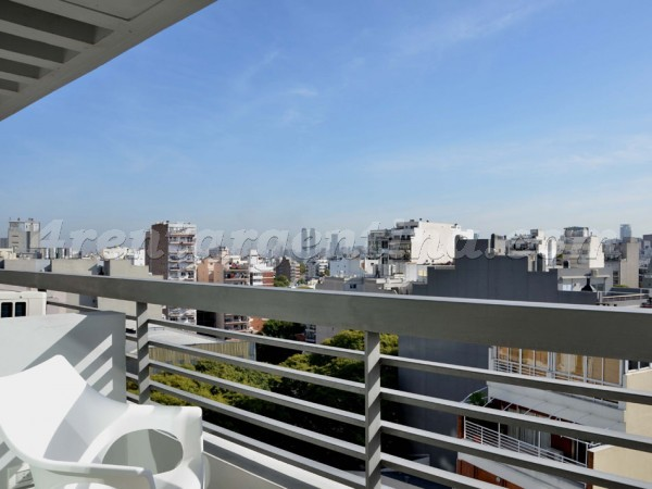 Gorriti and Billinghurst: Apartment for rent in Buenos Aires
