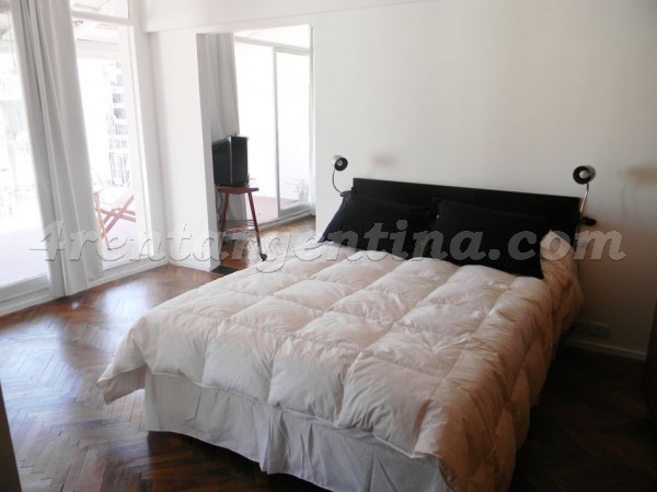 Uruguay and Peron: Apartment for rent in Downtown