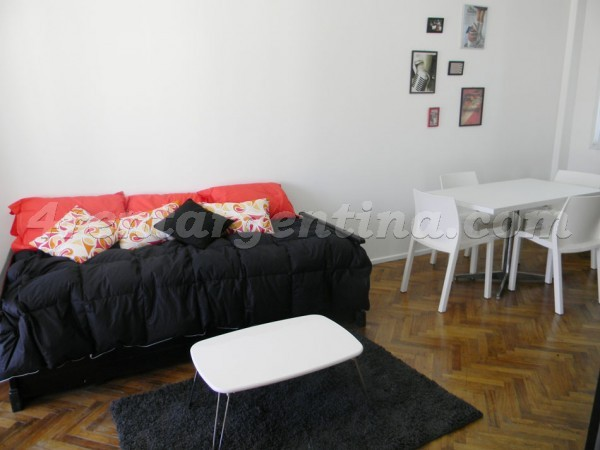Uruguay et Peron: Apartment for rent in Buenos Aires