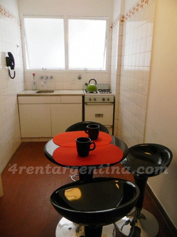 Uruguay et Peron, apartment fully equipped