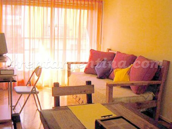 Humberto Primo et Peru, apartment fully equipped